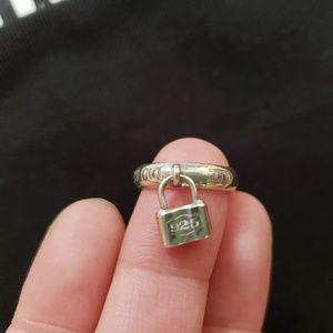 Tiffany & Co. lock ring